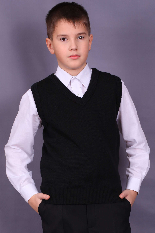 школьная жилетка для мальчика фото